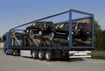 грузовик бренд