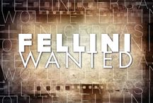 """""""FELLINI"""" Wanted! / We costantly looking for innovative and emotional new young and non-famous artist, like Fellini, for Film and Video. This is Moma Voice."""