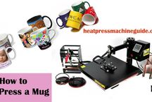 HOW TO HEAT PRESS A MUG