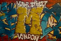 Street Art around the World / Favourite street art and Graffiti from my travels!