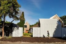 TOWER HOUSE_ANDREW MAYNARD ARCHITECTS / Photos: Peter Bennetts and Tess Kelly