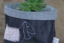 Embroidered Handmade Gifts Featuring Daxie's