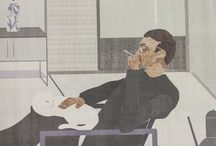 "Mästerverk - Jon Koko / Jon Koko - ""Bauhaus Night"". Signed and numbered art print, limited edition of 20. Available at www.masterverk.com"