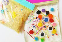 Activités sensorielles et manuelles