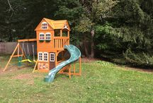 Independent Kit Installations / Our expert team can assemble any playset brand/model purchased from various online vendors.