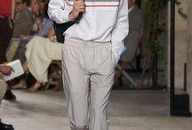 SS17: Men's Carrot trousers