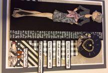 My Julie Nutting Doll Creations / Julie Nutting's range of paper dolls