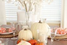 Fall Coastal Decor