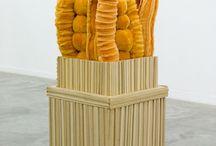 VAP1 Sculpture Research - Soft Sculpture