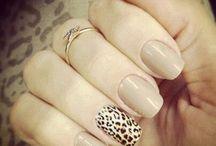 Nail Art / Salah satu keistimewaan wanita :)