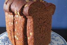 Bread / by Olga B