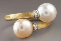 JewelMint Pearl Wand Earrings