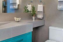 Apartamento banheiro
