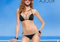 May 2015 - Swim Newsletter / Color Block - Bold, Bright and Beautiful