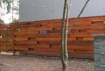 fence design / fences