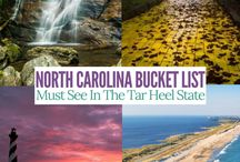 North Carolina Travel / Things to do in North Carolina. There are so many things to do from North Carolina beaches to the Blue Ridge Mountains.
