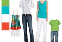 Family Portrait Clothing inspiration