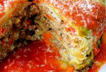 Recipes, Cabbage
