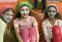Guide beauty nights / Home made beauty treatments