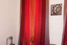 rideaux sur mesure / confection de rideaux