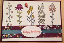 Stampin' Up! - Flowering Fields