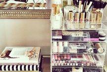 Makeup / Makeup beauty lips eyes