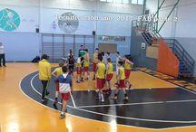 Tecnificacion de Baloncesto / Tecnificacion de baloncesto, si persigues un sueño debes luchar y esforzarte por el-