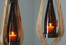 Licht -Kerzen