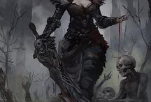 vampire females