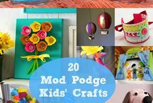 Kid crafts ideas!