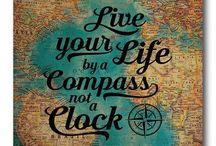 Wheel of Life - Compass