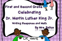 Martin Luther King Jr. / by Emily McQuown
