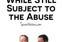 Toxic Relationships / Toxic abusive relating - verbal abuse domestic abuse - loving someone who can't love you back. Lack of empathy. BPD NPD codependency