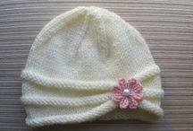 Knitting for children - hats, scarfs, gloves, booties