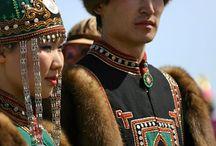ethnic inspiration