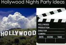 Hollywood/Oscar Party... / by Candace Snyder