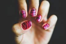 NAIL SPOTTING: Color Artist w/ Striping Brush