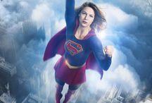 Heroes / super woman