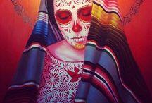 Santa Muerte / The Woman