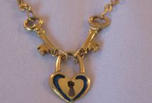 Valentine Gifts / #jewelry #love #gift #pendant #valentinesday #necklace #vintage