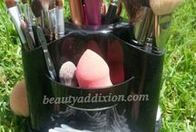 Makeup storage inspo