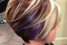 hair / by Shannon McGeorge-Judge