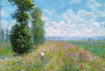 Paintings - Claude Monet
