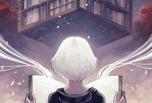 Illustrations :: Anime