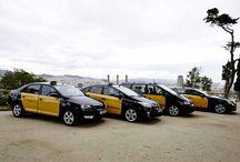 Taxi Barcelona / Servicio de taxi 24 horas los 365 días del año