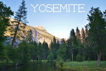 Yosemite / by Lauren Smoot