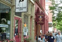 Cooperstown New York / by Judith Roth