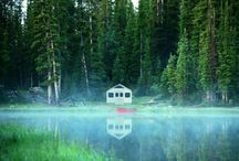 Great cabins.