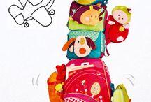 Enfants en voyage