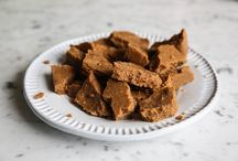 Salted Maca Fudge